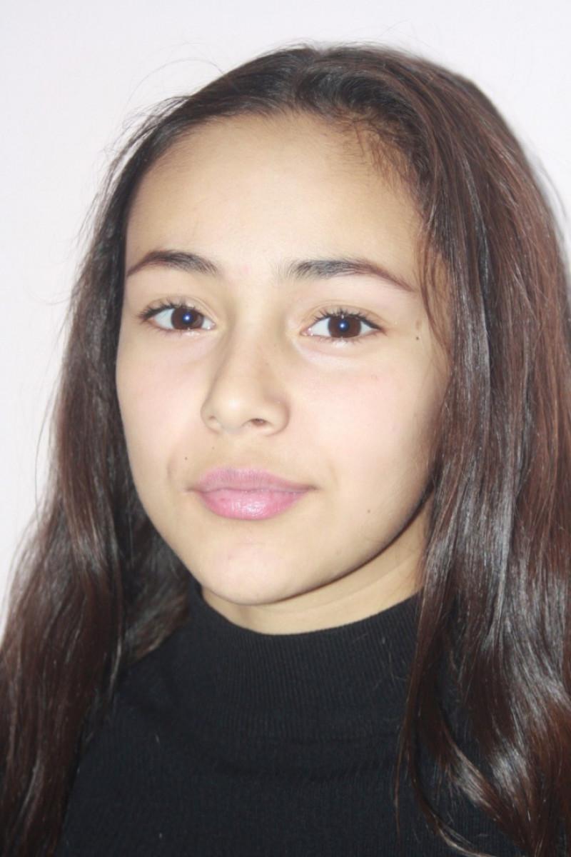 ZaZa Casting model ID: 1432
