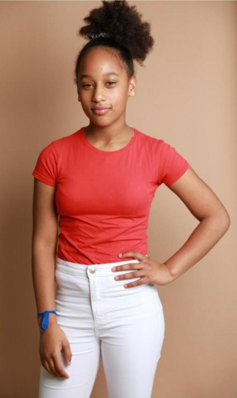 ZaZa Casting model ID: 15031