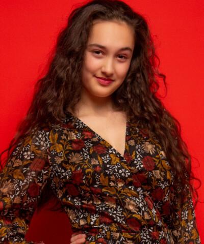 ZaZa Casting model ID: 934