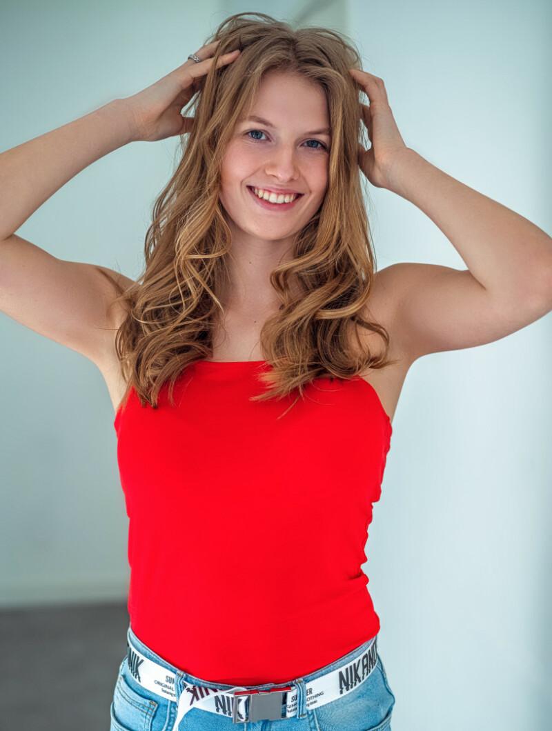 ZaZa Casting model ID: 15782