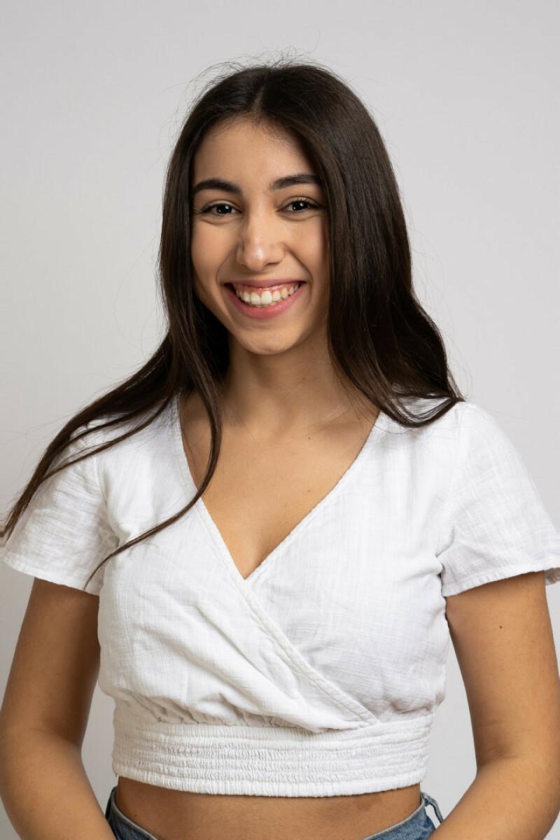ZaZa Casting model ID: 16765