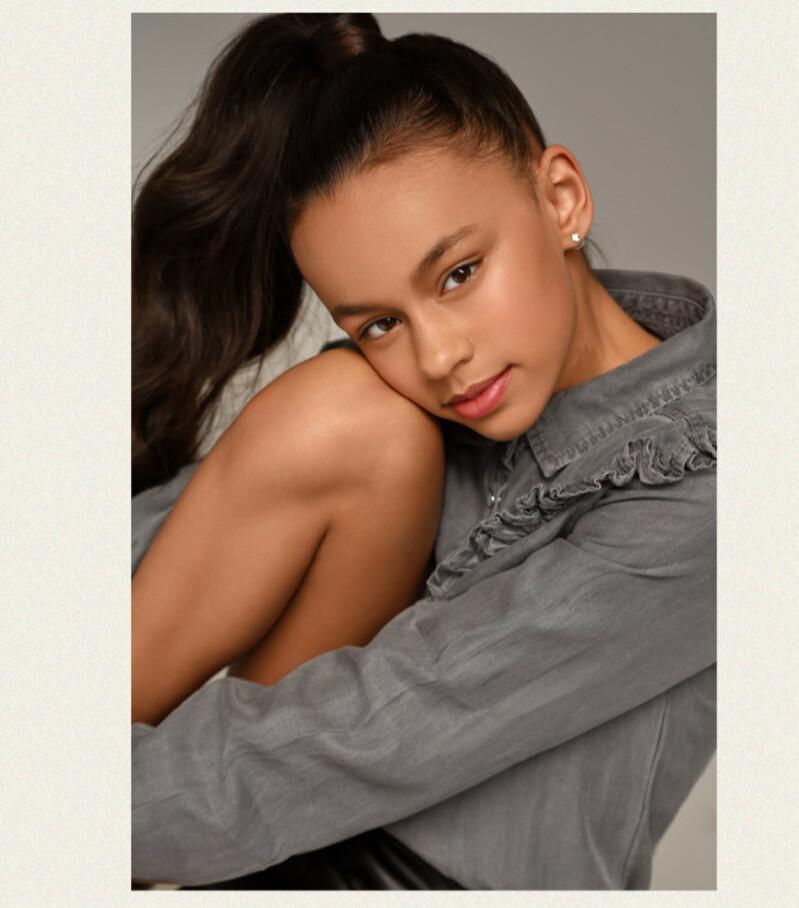ZaZa Casting model ID: 4656
