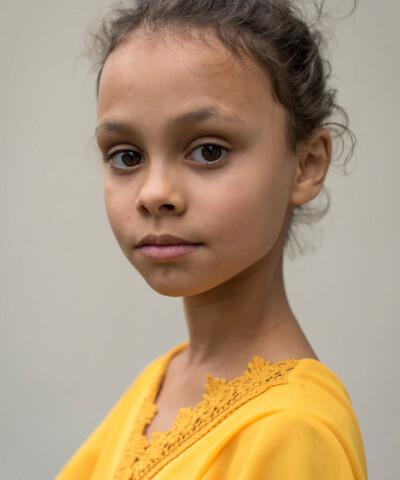 ZaZa Casting model ID: 17131