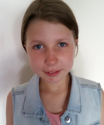 ZaZa Casting model ID: 3423