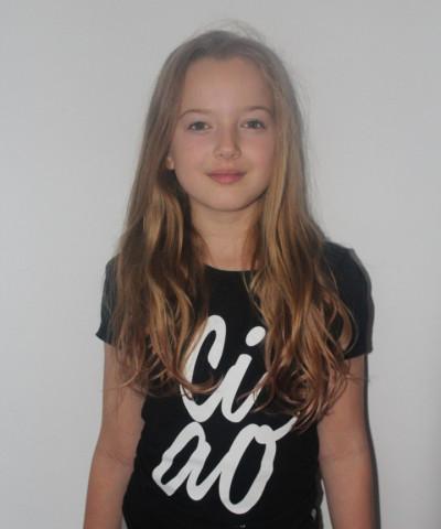 ZaZa Casting model ID: 8364