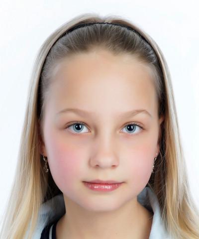 ZaZa Casting model ID: 9580