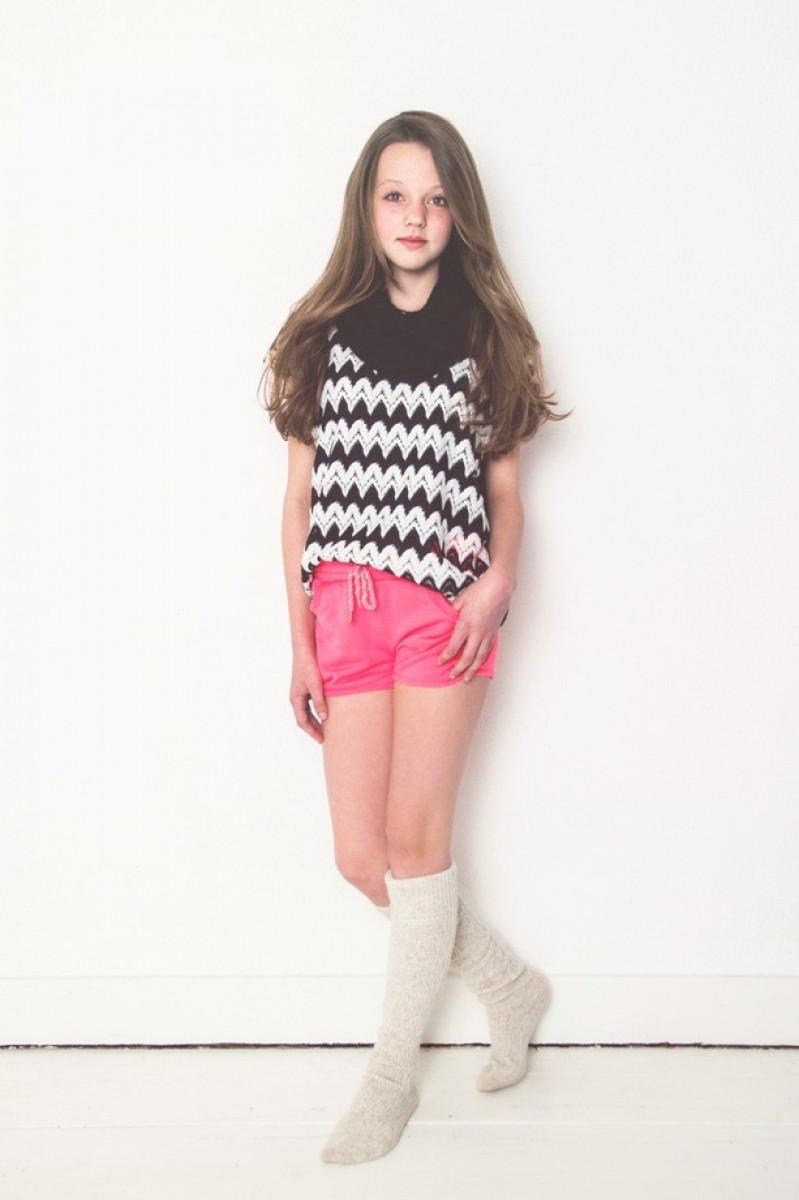 ZaZa Casting model ID: 504