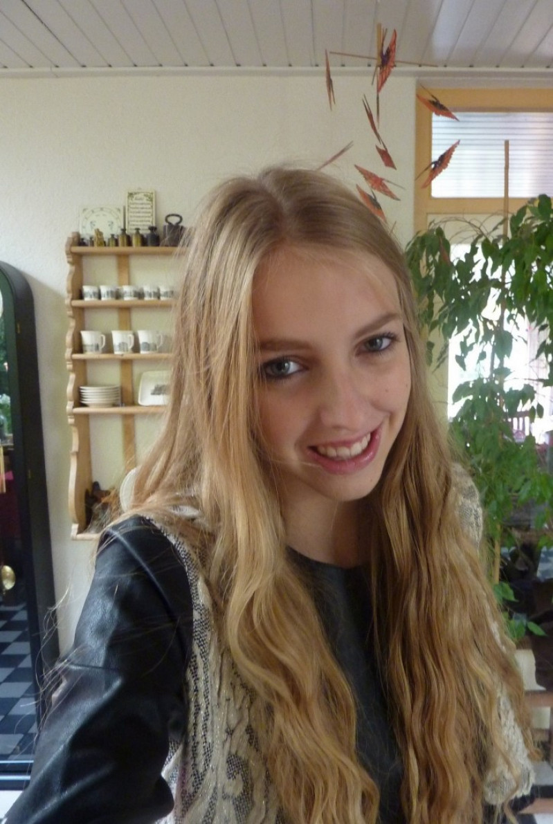 ZaZa Casting model ID: 534