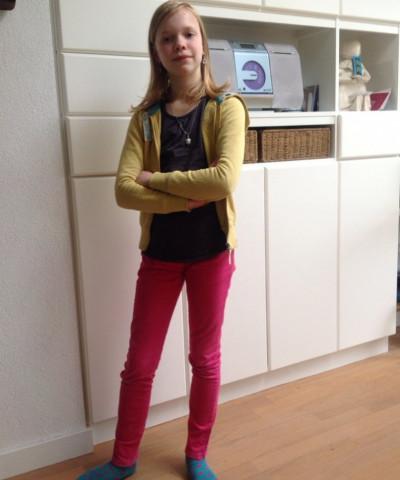 ZaZa Casting model ID: 563